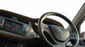 2018 Hyundai I20 Facelift Review Steering Wheel