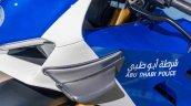 Ducati Panigale V4 S Abu Dhabi Police Aerodynamic