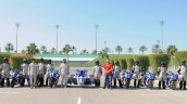 Ducati Panigale V4 S Abu Dhabi Police Front