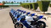 Ducati Panigale V4 S Abu Dhabi Police Left Side