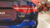 New Jaguar Xe Facelift Exteriors Rear Profile 1