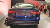 New Jaguar Xe Facelift Exteriors Rear Profile 2