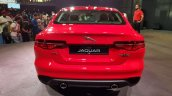 New Jaguar Xe Facelift Exteriors Rear Profile 3