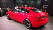 New Jaguar Xe Facelift Rear Quarters 1