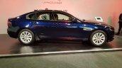 New Jaguar Xe Facelift Side Profile 1