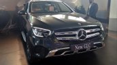 New Mercedes Glc Facelift Front Three Quarterrs Ri
