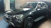 New Mercedes Glc Facelift Front Three Quarters Ind