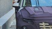 India Bound Next Gen 2020 Hyundai Tucson Front Fas