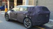 India Bound Next Gen 2020 Hyundai Tucson Rear Thre
