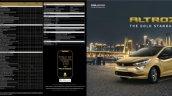 Tata Altroz Brochure Variants Details 2 A0ba