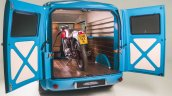 Morris Je Electric Van Cargo Payload From Morris C