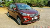 2018 Maruti Ertiga Image Rear Three Quarters 2 F83