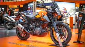Ktm 390 Adventure Front Three Quarter D222