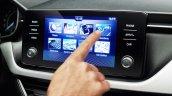 2020 Skoda Rapid Infotainment System Screen
