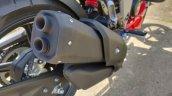 Bs Vi Tvs Apache Rtr 160 4v Details Exhaust Back