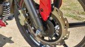 Bs Vi Tvs Apache Rtr 160 4v Details Front Brake