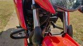 Bs Vi Tvs Apache Rtr 160 4v Details Front Suspensi
