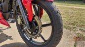 Bs Vi Tvs Apache Rtr 160 4v Details Front Wheel