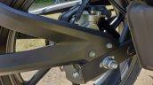 Bs Vi Tvs Apache Rtr 160 4v Details Rear Brake