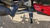 Bs Vi Tvs Apache Rtr 160 4v Details Rear Brake Lev