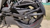 Bs Vi Tvs Apache Rtr 160 4v Details Rear Tyre And