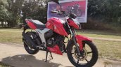 Bs Vi Tvs Apache Rtr 160 4v Profile Shots Right Fr