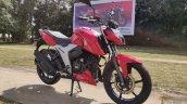 Bs Vi Tvs Apache Rtr 160 4v Profile Shots Right Fr