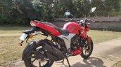 Bs Vi Tvs Apache Rtr 160 4v Profile Shots Right Re