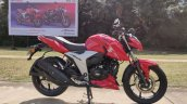 Bs Vi Tvs Apache Rtr 160 4v Profile Shots Right Si