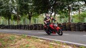 Bs Vi Tvs Apache Rtr 200 4v Review Action Shots Tv