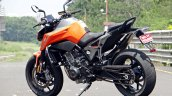 Ktm 790 Duke First Ride Review Profile Left Rear A