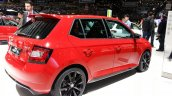 Skoda Fabia Monte Carlo Edition Rear Three Quarter