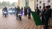 Suzuki Gixxer Sf 250 Delivered To Gurugram Traffic