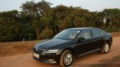 2016 Skoda Superb Laurin Klement Front Quarter Top