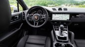 Porsche Cayenne Coupe Dashboard Driver Side