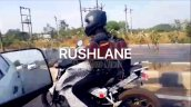 Tork T6x Electric Motorcycle Spied In Video