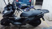 Peugeot Pulsion Spied In India Left Side