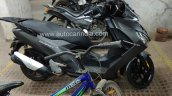 Peugeot Pulsion Spied In India Right Side