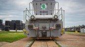 Skoda Train Engine Front