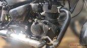2020 Bs Vi Royal Enfield Thunderbird Spied Engine