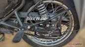 2020 Royal Enfield Classic Spy Images Chain