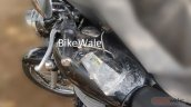 2020 Royal Enfield Classic Spy Images Fuel Tank