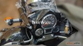 2020 Royal Enfield Classic Spy Images Instrument C
