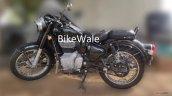 2020 Royal Enfield Classic Spy Images Left Side