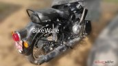 2020 Royal Enfield Classic Spy Images Right Rear Q