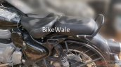 2020 Royal Enfield Classic Spy Images Seat