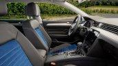 2020 Vw Passat Facelift Front Seats