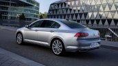 2020 Vw Passat Facelift Rear Three Quarters On Loc