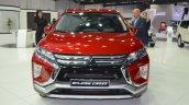 Mitsubishi Eclipse Cross Front At 2017 Dubai Motor