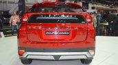Mitsubishi Eclipse Cross Rear At 2017 Dubai Motor